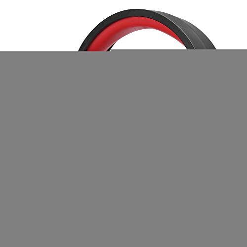 Gaming Headset, 7.1 Surround Sound Gaming Headphone with Noise Reduction Microphone RGB LED Light for Xbox One PC Stereo Bass Game Headset (Red)