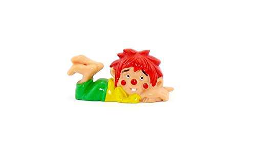 Kinder Überraschung Der kleine Kobold Pumuckl als Liegender (Ü-Ei Figur)