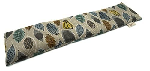 Saco Térmico Cervical de Semillas de Trigo y Lavanda | 55x13 cm | MaxiCervical