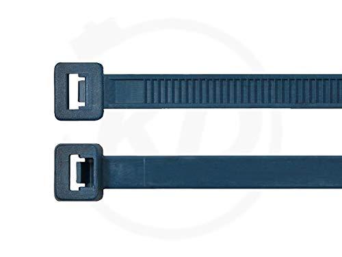 Kabelbinder detektierbar 4,5x200mm, 100 Stück