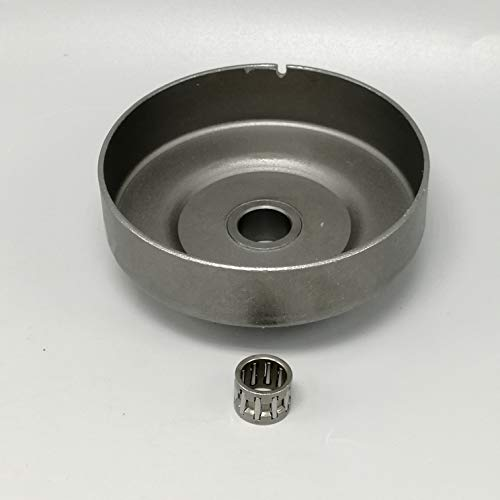 shiosheng Clutch Drum Sprocket Cover with Bearing Cage for STIHL 029 034 036 039 MS290 MS310 MS360 MS390 034 Super Chainsaw