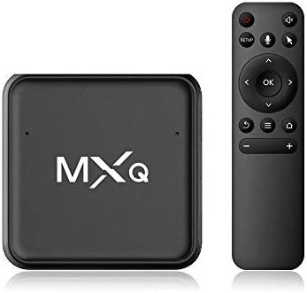 MXQ Android 7 1 ATV TV Box with Build in AI Speaker AI Assistant S905X Quard core 2G 16G 4K product image