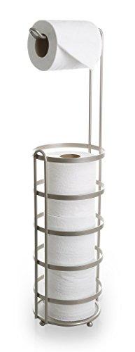 Top 10 best selling list for bino lafayette free standing toilet paper holder nickel