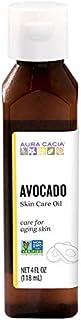 Aura Cacia Avocado Skin Care Oil | GC/MS Tested for Purity | 118ml (4 fl. oz.)
