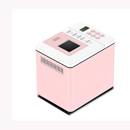 KLJUH Inteligente hogar automático máquina de Pan Tostadas Yogur Pastel Multifuncional Desayuno Máquina (Color : A)