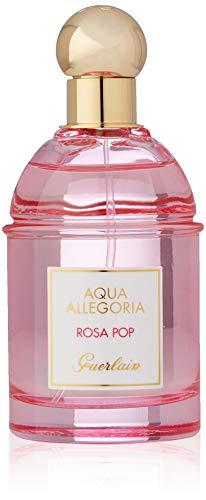 Guerlain Aqua Allegoria Rosa Pop Travellers Exclusive Eau de Toilette Spray für Sie, 100 ml