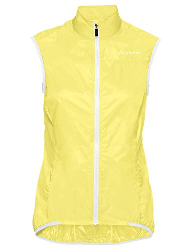 VAUDE Damen Weste Women's Air Vest III, mimosa, 42, 408079780420