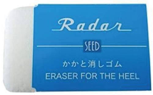 砂山靴下 SEED『RADAR かかと消しゴム(9680RD)』