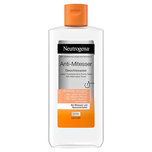 Neutrogena Anti-Mitesser Gesichtswasser, Porenreiniger mit Salicylsäure, 200ml
