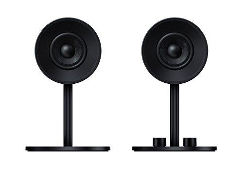 Razer Nommo 2.0 Negro altavoz - Altavoces (2.0 canales, Alámbrico, USB/3,5mm, 50 - 20000 Hz, Negro)