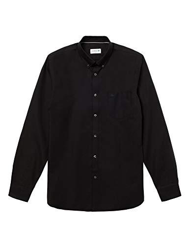 Lacoste camicia tinta unita - 42