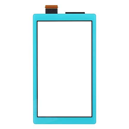 Accessoire d'équipement de Machine de Jeu d'écran Tactile de Remplacement d'écran de Console de Jeu Compatible avec Switch Lite(Vert)