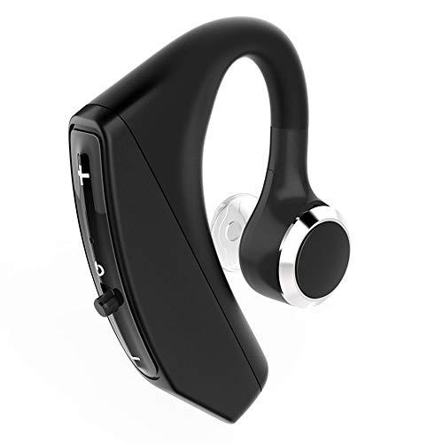 Bluetooth ヘッドセット ワイヤレス イヤホン Bluetooth イヤホン 片耳 ブルートゥースイヤホン 左右耳兼用 通話 ビジネス スポーツ 通勤 通学 車用V4.1 マイク内蔵 Iphone Android Windows