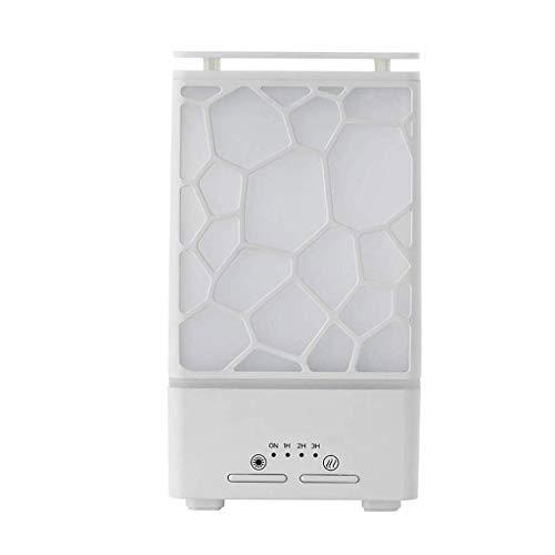 N/A NA Luftbefeuchter, Antibakteriell Ätherisches Öl Ultraschall-Aerosol-Zufuhr LED-Nachtlicht-Ausgangs-Diffuser Luftbefeuchter