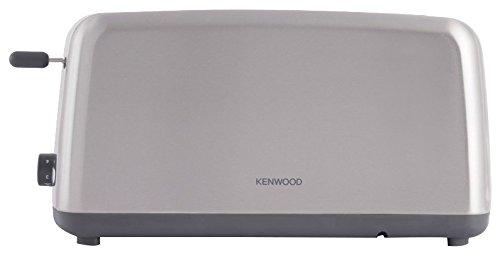 Kenwood TTM470 TOSTADORES, 1500 W, Acero Inoxidable, 4 Ranuras