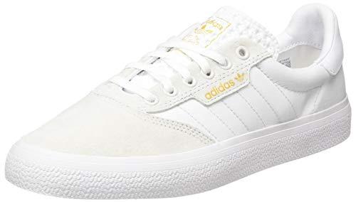 adidas 3mc, Zapatillas Unisex Adulto, Crystal White/FTWR White/Gold Met, 39 1/3 EU
