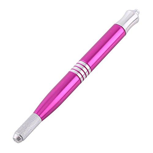 3Colors 3D Eyebrow Tattoo Round Microblading Blade Pin Pen Permanent Makeup Manual Tool[枚 枚], Tattoo Pen Bauklötze & BausteineBaby- & Kleinkindspielzeug
