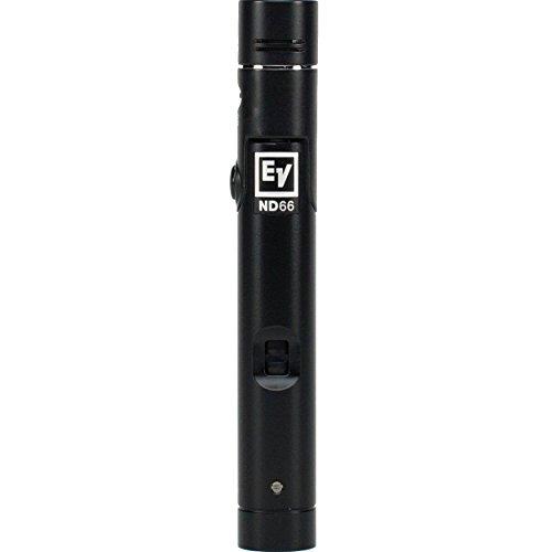 Electro-Voice ND66 Condenser Cardioid Instrument Microphone
