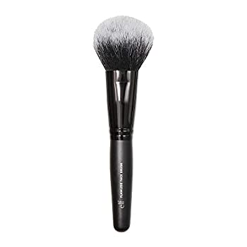 e.l.f Flawless Face Brush Vegan Makeup Tool Flawlessly Contours & Defines For Powder Blush & Bronzer