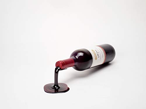 ilsangisang Wine Bottle Stand (Red)