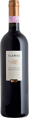 6x 0,75l - 2011er - Icario - Vino Nobile di Montepulciano D.O.C.G. - Toscana - Italien - Rotwein trocken