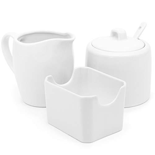 Kook Sugar and Creamer Set