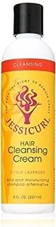 Jessicurl Jessicurl Hair Cleansing Cream, Citrus Lavender, 8 Fluid Ounce