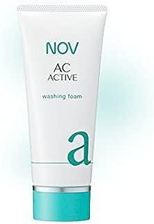 NOV AC Active Washing Form 100G (Akutonobu) Quasi-Drugs Japanese Cosmetics