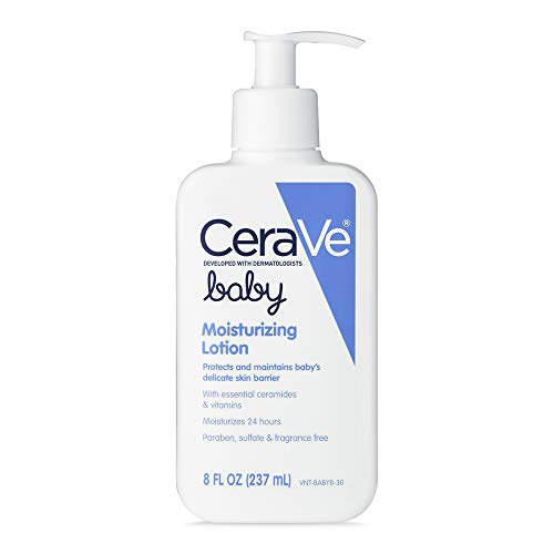 Product Image of the CeraVe Baby Lotion | Gentle Baby Skin Care with Hyaluronic Acid | Paraben and...