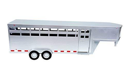 Big Country Toys Sundowner Trailer - 1:20 Scale - Toy Stock Trailer - Farm Toys
