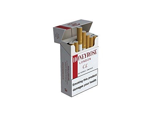 Honeyrose Clove Herbal Cigarettes