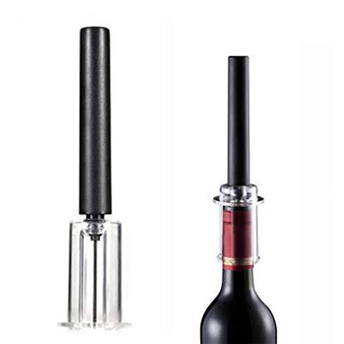 Sacacorchos portátil con bomba de presión de aire para vino, abridor de botellas profesional, fácil de abrir y rápido, abridor de botellas de aire a presión de aire, descorcho, fiesta y como regalo