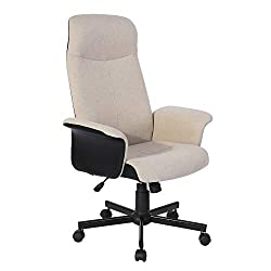 Homycasa-Leisure-Brow-Fabric-Home-Office-Chair