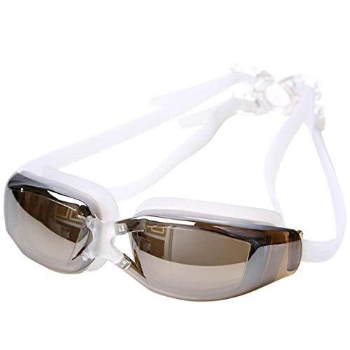 RRS Gafas de natación antivaho y Anti-UV