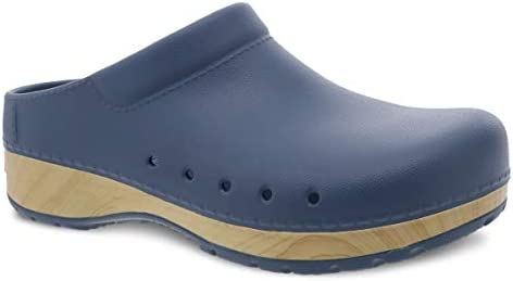 Dansko Women's Kane Slip On Mule – Lightweight and Cushion Comfort with Removable EVA Footbed and Arch Support