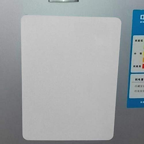 sahnah A3 Small Size Household Flexible Magnetic Whiteboard Refrigerator Memo Pad
