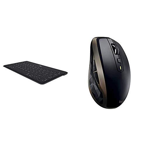 Clavier Bluetooth sans Fil + Souris sans Fil Logitech