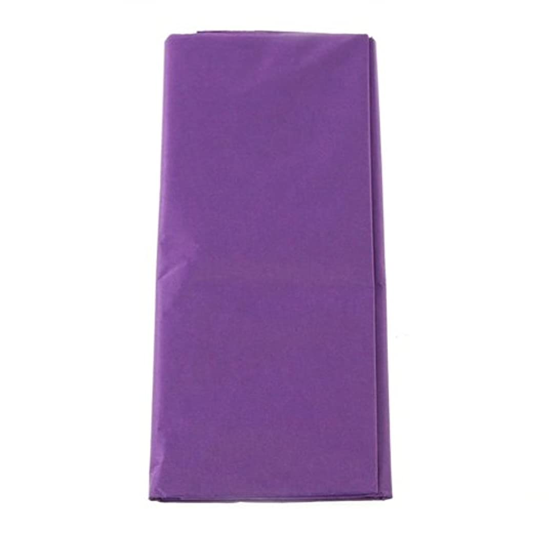 Homeford Firefly Imports Art Tissue Paper, Sheets, 20 x 26-Inch, Purple