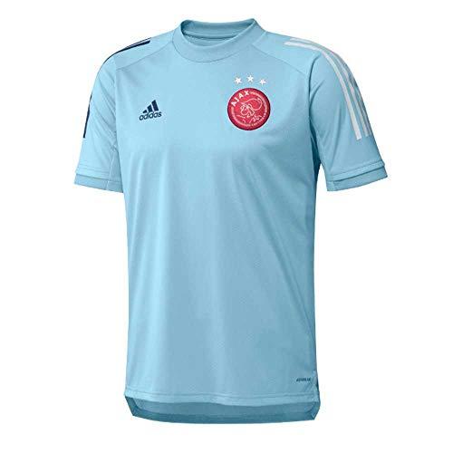 adidas AJAX Amsterdam Temporada 2020/21 AJAX TR JSY Y Camiseta Entrenamiento Niños
