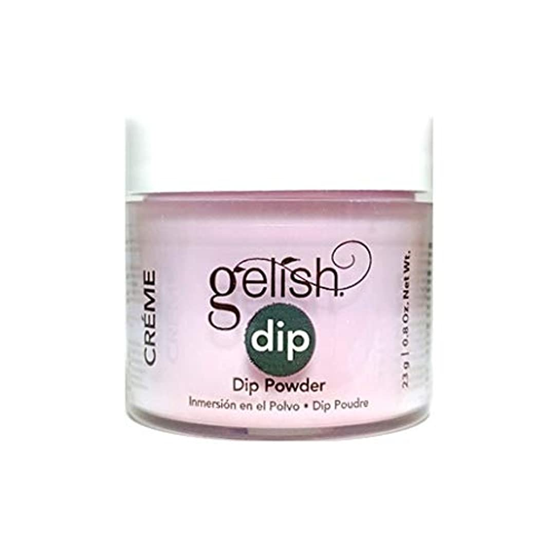 苦しめる結果フィクションHarmony Gelish - Dip Powder - It's A Lily - 23g / 0.8oz