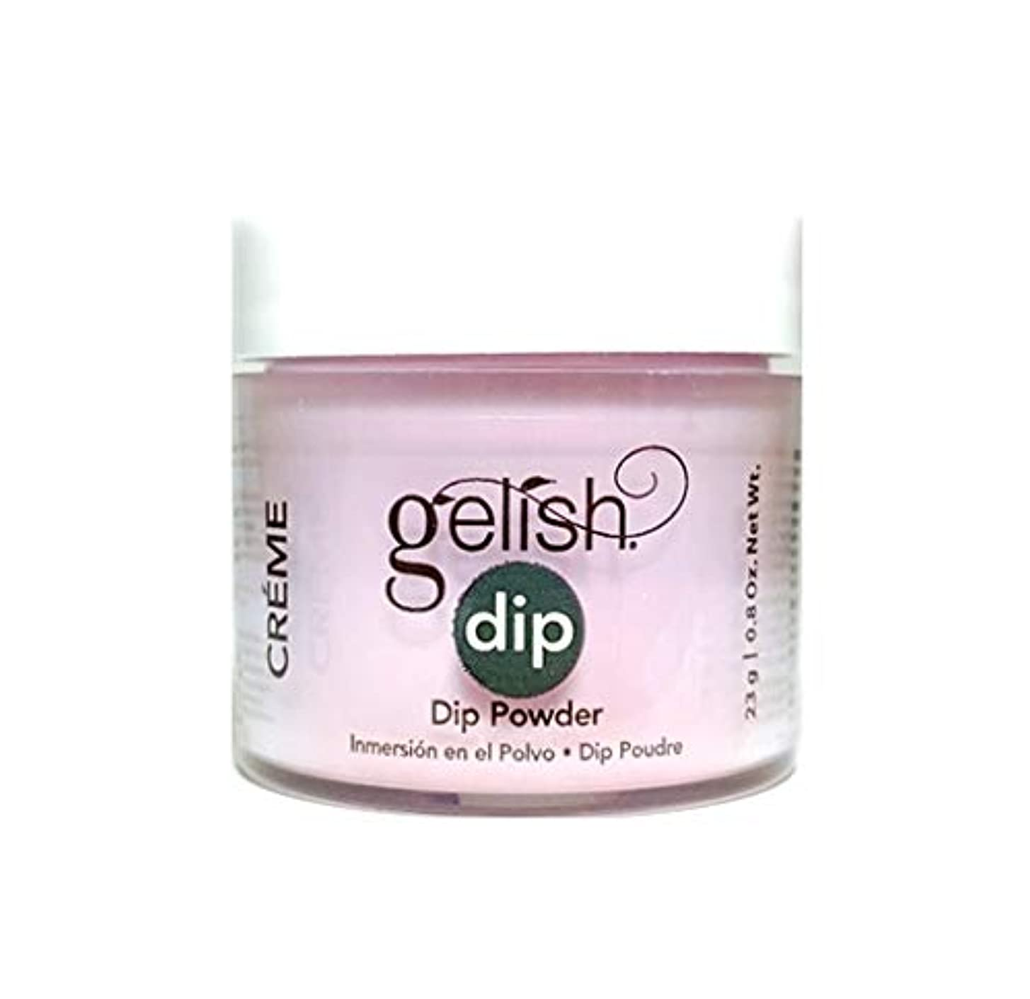 微視的特異な上流のHarmony Gelish - Dip Powder - It's A Lily - 23g / 0.8oz