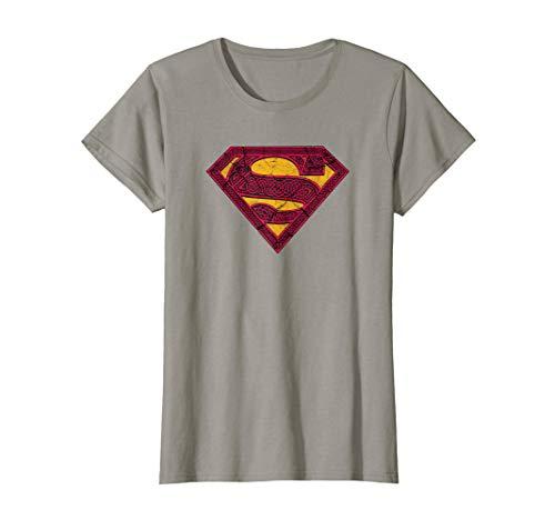 Superman Celtic Shield T-Shirt