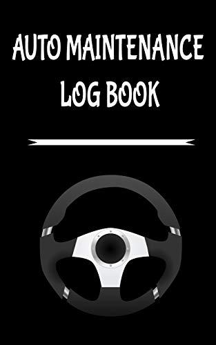 Auto Maintenance Log Book: 5