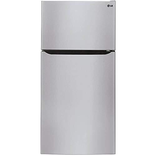 LG LTWS24223S 24 Cu. Ft. Stainless Steel Top Freezer Refrigerator