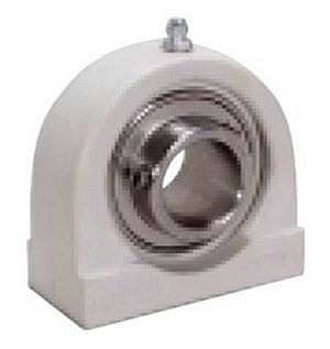 ZUCPAS205-15-PBT Zinc Plated Popular standard Tapped Base 15 Directly managed store Bearings Mounted 16