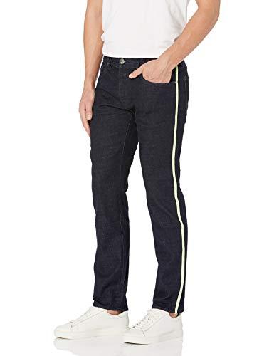 Armani Exchange Indigo Denim Jeans, W32 Homme