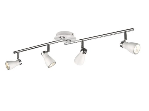 Massive 557343110 Liatris plafondlamp, 4 x 50 W, wit