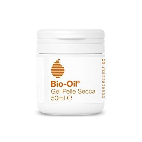 Bio-Oil Gel Pelle Secca, Lenisce, Rigerenera, Ristruttura Pelle Secca, Ruvida, Squamata, Arrossata, Dermatologicamente Testato su Pelle Sensibile, Non