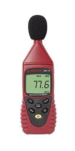 AMPROBE INSTRUMENTS - SM-10 3052366 Sonómetro digital