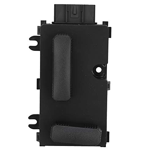 901-202 8-Way Power Seat Switch Driver Side Compatible with 1999-2007 Cadillac Escalade Chevy Avalanche Silverado Suburban Tahoe GMC Sierra Yukon Hummer H2# 12450166 118330 901202 PSS-9212